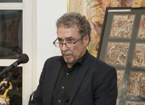 """Dr. Thomas Albrecht, Referent des """"Verkündigungsabend"""" in der Reihe """"Das Erzählte Werk"""" am 4. Februar 2018"""